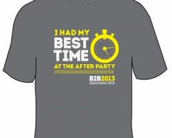 After Party (Grey Tee)