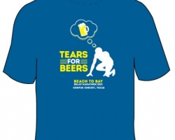 Tears for Beers (Blue Tee)