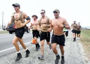 armyguys running